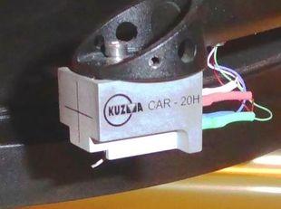 Kuzma CAR-20H -äänirasia