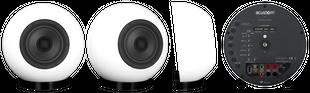 Acustom Speakers Grafiikka